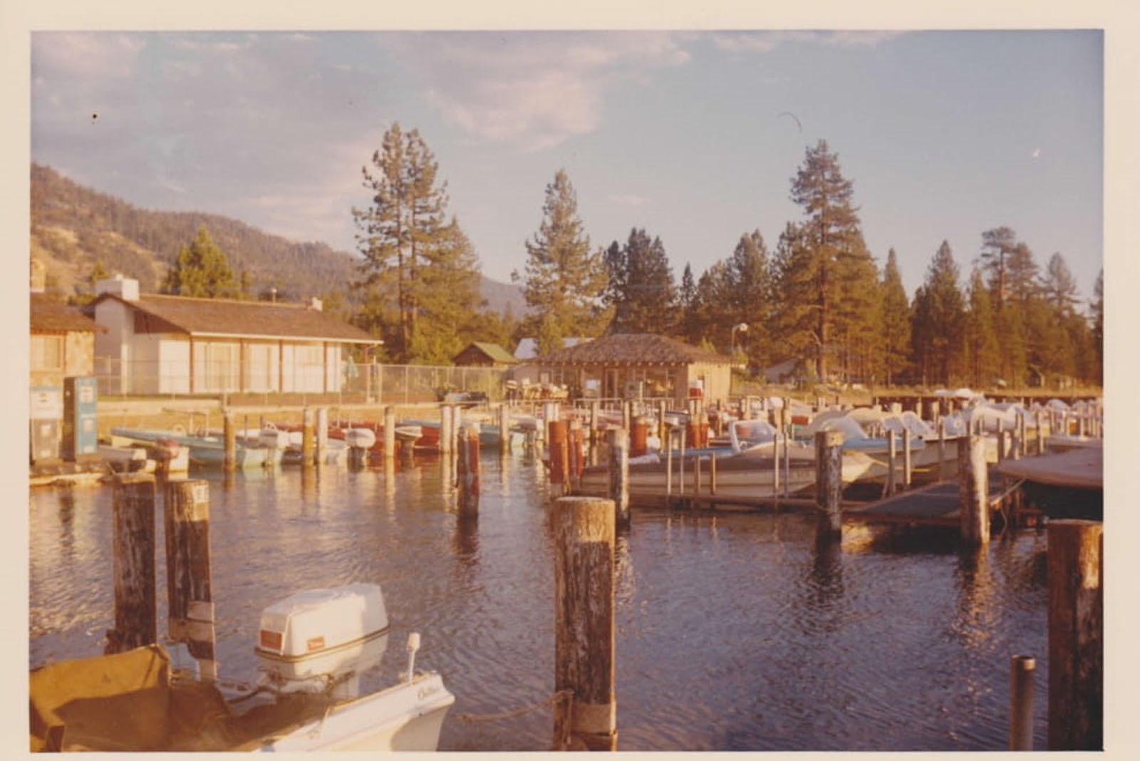 Lakeside Marina 1967